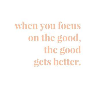 Good Gets Better