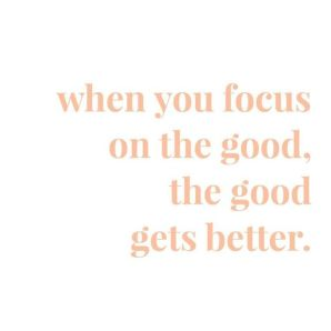 Good Gets Better