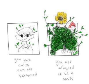 A Balanced Mess